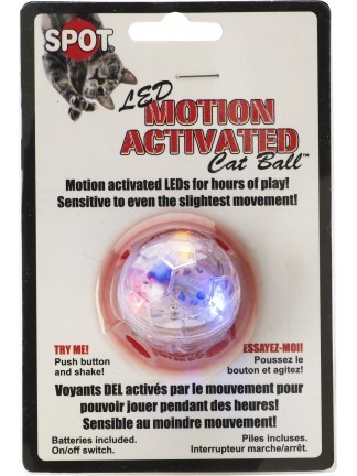 Led motion active catball-kattenspeeltjes