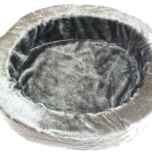 Bontmandje grijs
