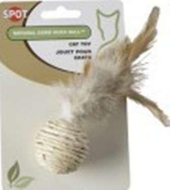Naturel corn husk veren