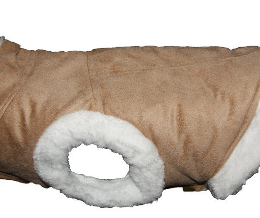 Teddy dog coat mt XXl