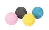 Golf softballetjes 4 cm per 4 stuks