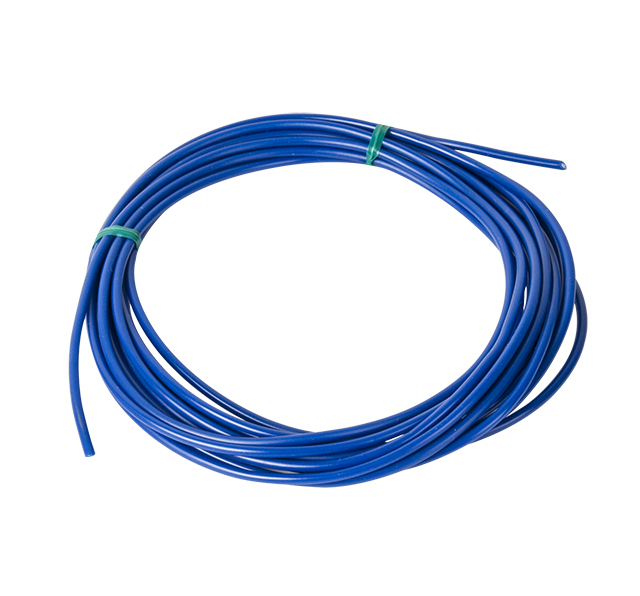 Kattenaanleglijntje 5 meter blauw