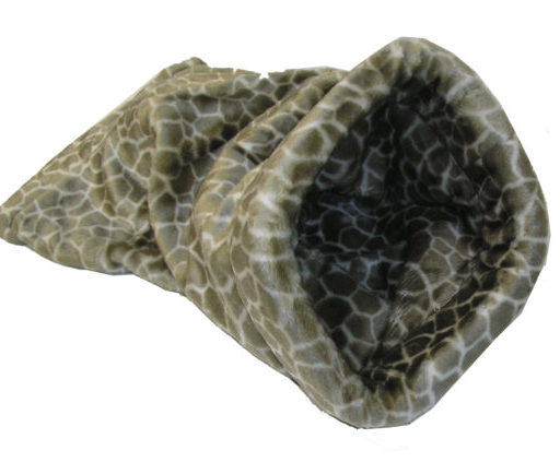 Kattenslaapzak giraffe