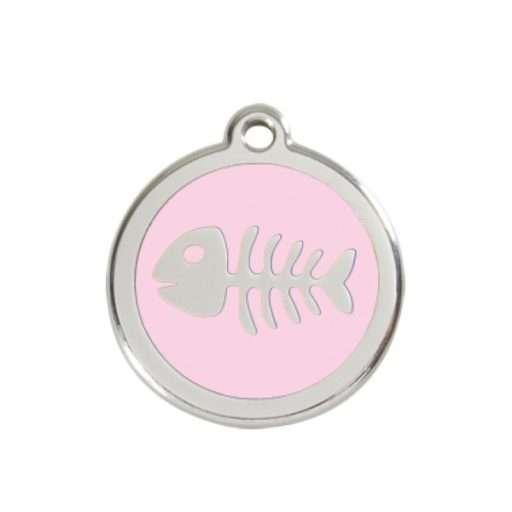 Vissengraat roze