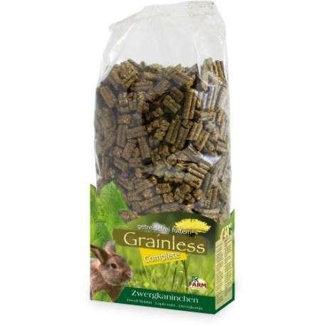 JR-Farm grainless kompleet konijnenvoer 1,35kg
