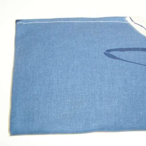 Kattenknuffel blauw