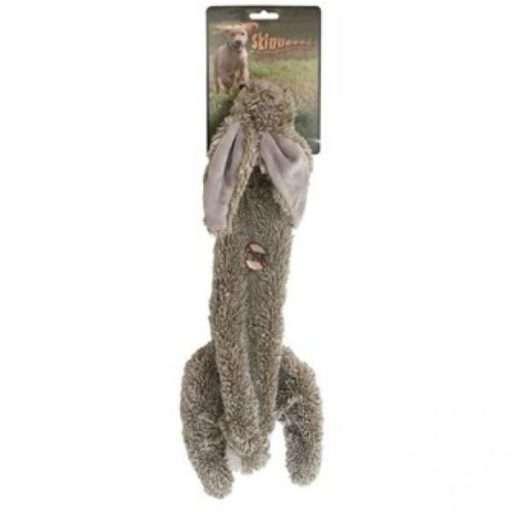 Skinneeez-Konijn-60cm-hondenspeelgoed - Animal King