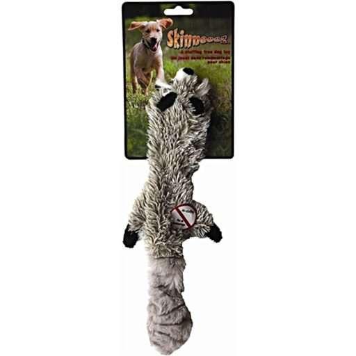 Skinneeez-Wasbeer-55cm-hondenspeelgoed