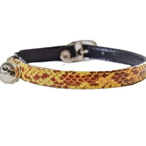 slangenleer-beige