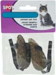 Catnip candy muis