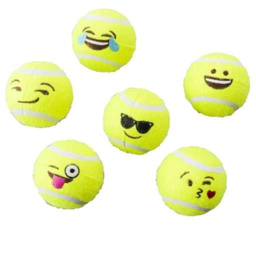 Emoji tennisballen