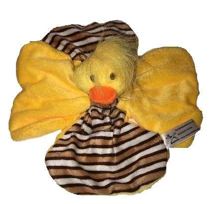 blanket toy eend